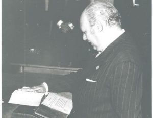 Jaime Mariscal de Gante jurando el cargo