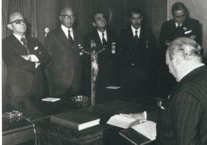 Nombramiento de Jaime Mariscal de Gante