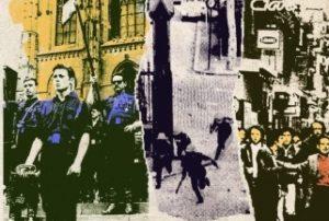 Cartel 8º Encuentro de Investigadores del franquismo