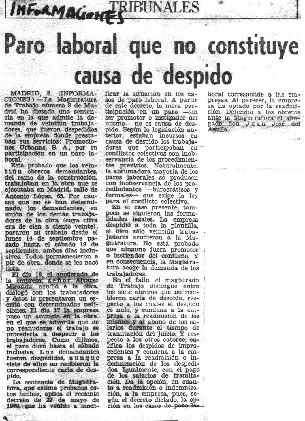 Informaciones 09/12/71