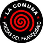 logo de la comuna, presxs del franquismo