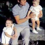 Pedro Patiño y sus hijos